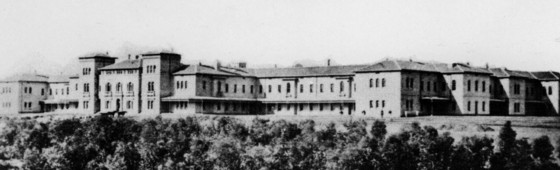 Mayday Hills Asylum